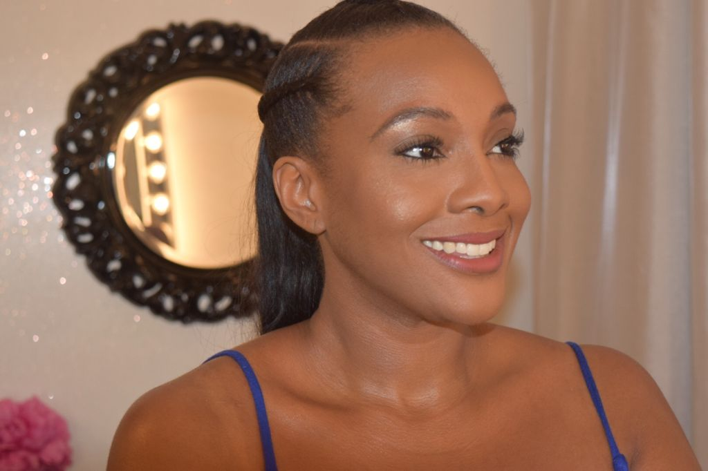 Danielle James Summer Makeup
