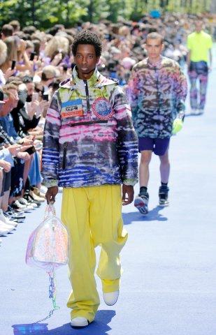 Louis Vuitton : Runway - Paris Fashion Week - Menswear Spring/Summer 2019