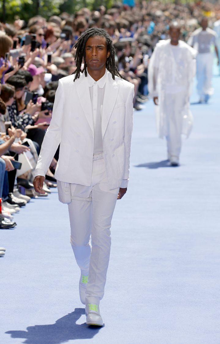 Louis Vuitton : Runway – Paris Fashion Week – Menswear Spring/Summer 2019