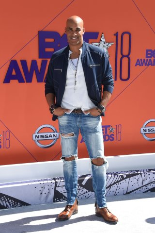 US-ENTERTAINMENT-BET-AWARDS-ARRIVALS