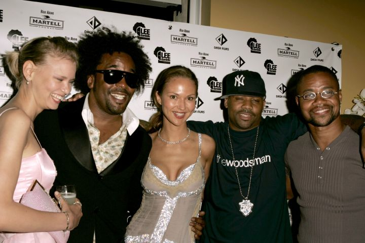 2004 Cannes Film Festival - 'The Woodsman' Dinner Hosted By Motorola