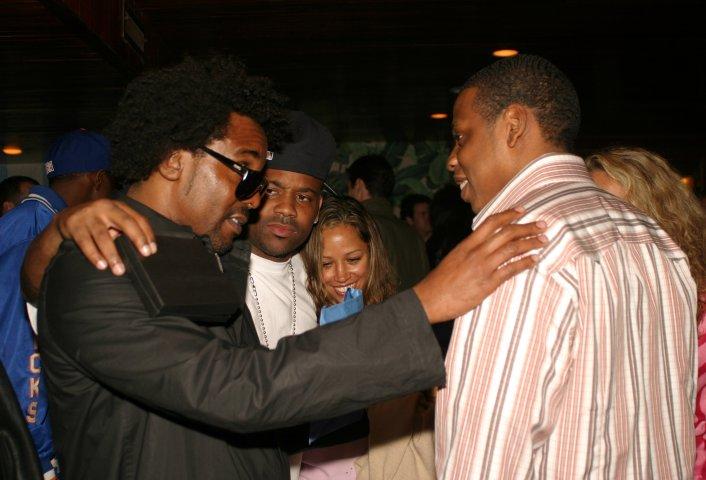 Damon Dash's Birthday Party - May 4, 2004