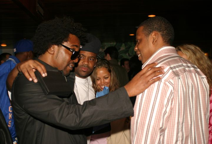 Damon Dash's Birthday Party – May 4, 2004