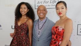 2017 Rush Philanthropic Arts Foundation Art For Life Benefit