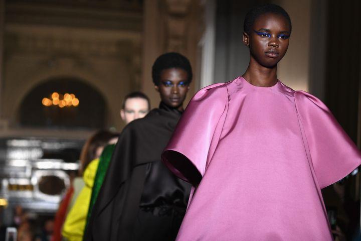 Valentino : Runway – Paris Fashion Week – Haute Couture Fall Winter 2018/2019