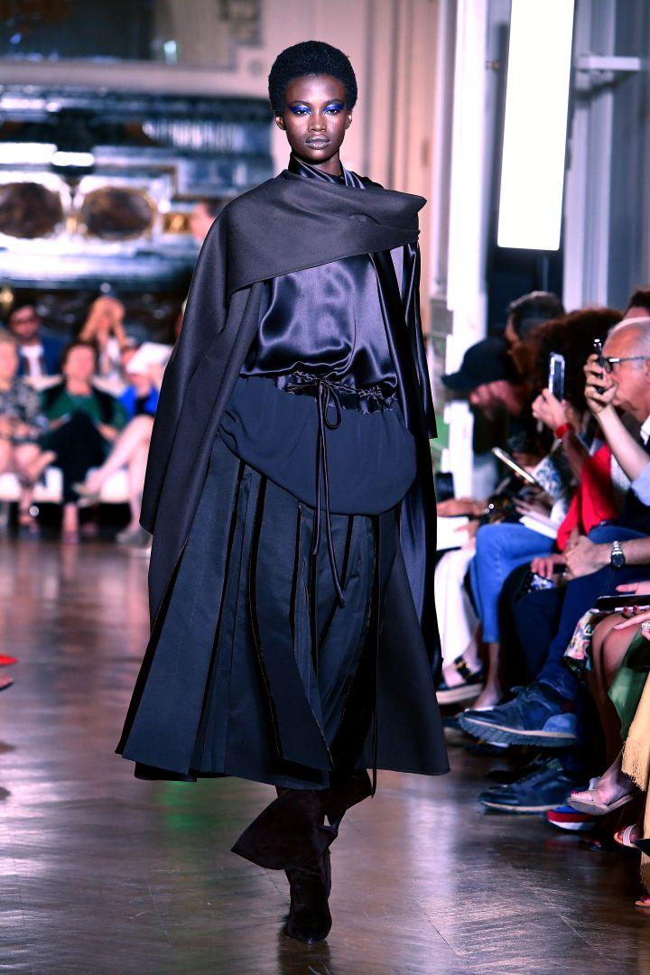 Valentino : Runway – Paris Fashion Week – Haute Couture Fall/Winter 2018-2019