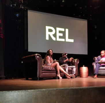 Lil Rel Howery & Jess Hilarious