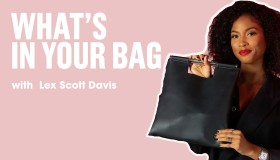 Lex Scott Davis What's In Your Bag