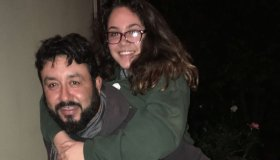 Citlali Perez and her Father