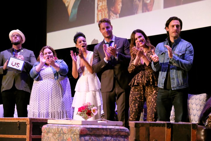 20th Century Fox Television And NBC's 'This Is Us' FYC Screening And Panel - Inside