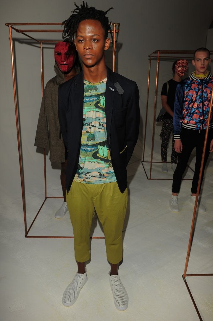 Descendant Of Thieves – Presentation – NYFW: Men's July 2017