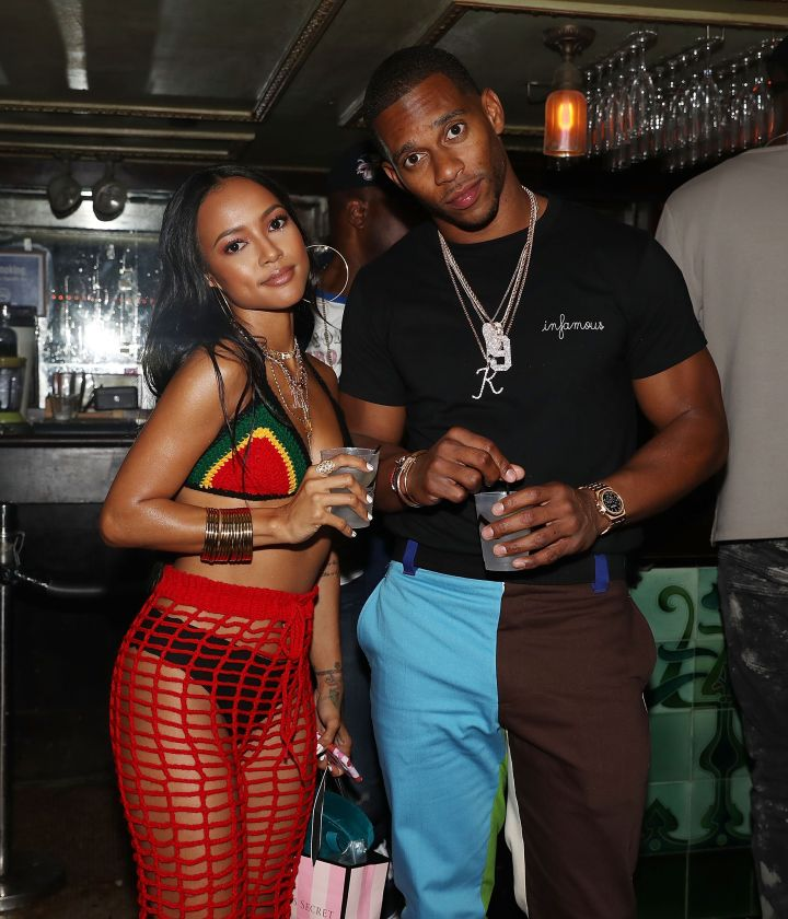 Karrueche Tran's Birthday Celebration