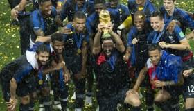 2018 FIFA World Cup Final