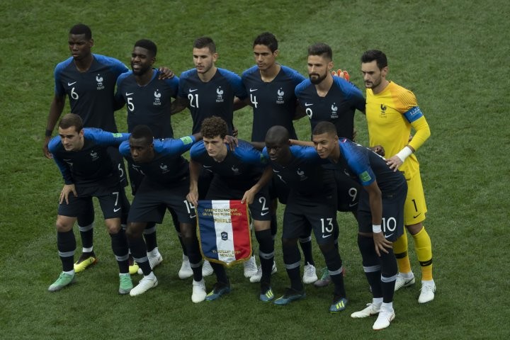 2018 FIFA World Cup - Final - France v Croatia