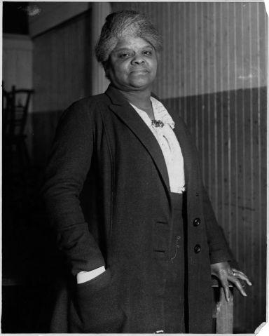 Portrait of Ida B. Wells
