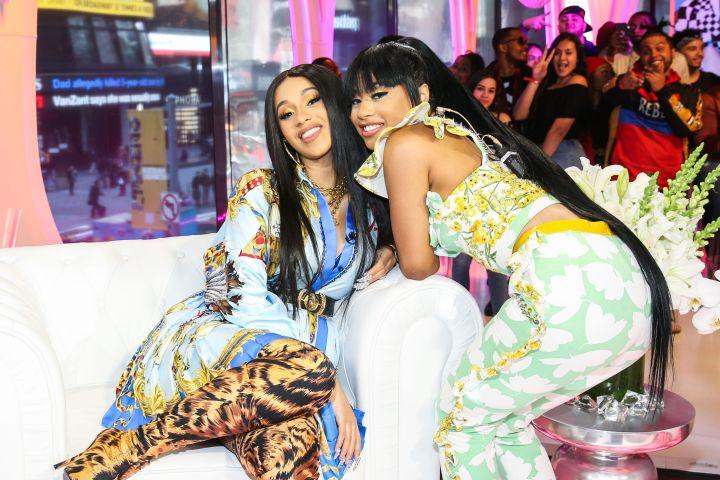 Celebrities Visit MTV TRL – April 10, 2018