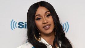 Celebrities Visit SiriusXM - May 9, 2018