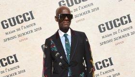 Gucci - Arrivals - Milan Fashion Week Spring/Summer 2018
