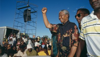 Campaign of Nelson Mandela in North Transvaal