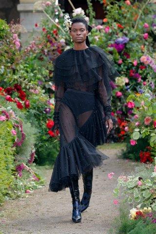 Rodarte : Runway - Paris Fashion Week - Haute Couture Fall/Winter 2017-2018