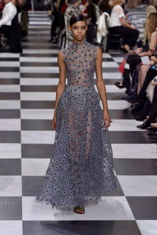 Christian Dior - Spring Summer 2018 Runway - Paris Haute Couture Fashion Week