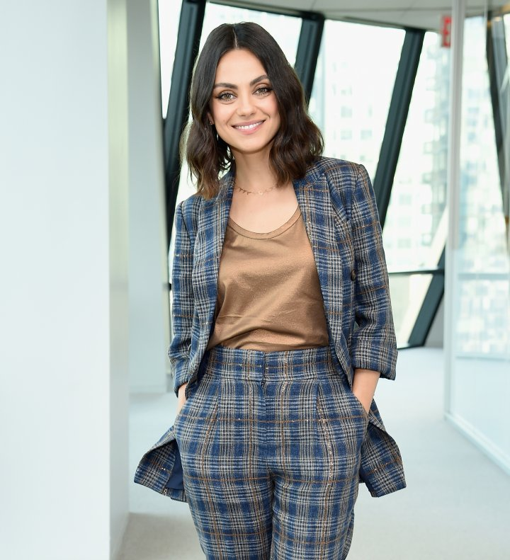Mila Kunis was a victim earlier this year when some risque photos hit the web.