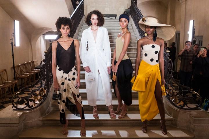 Jacquemus : Runway - Paris Fashion Week Womenswear Spring/Summer 2018