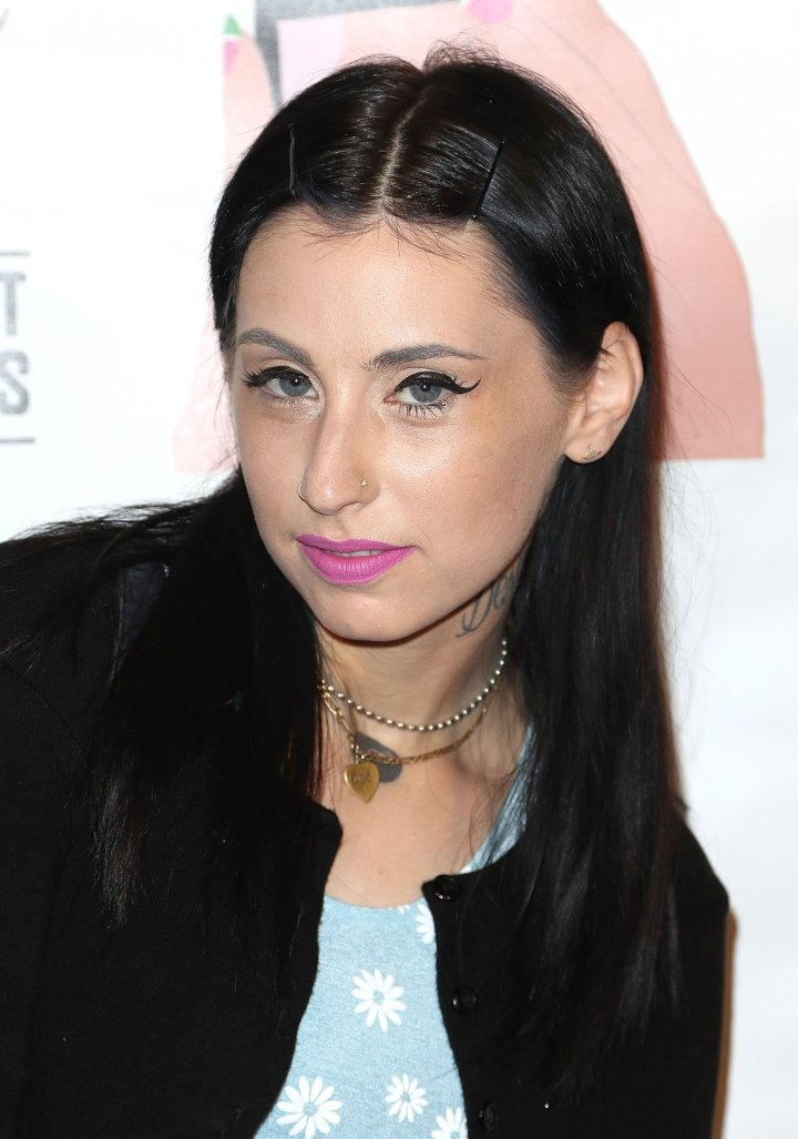 Kreayshawn had her twitter hacked and some underage photos were leaked.