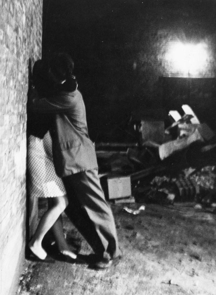 Boston's Combat Zone In 1966