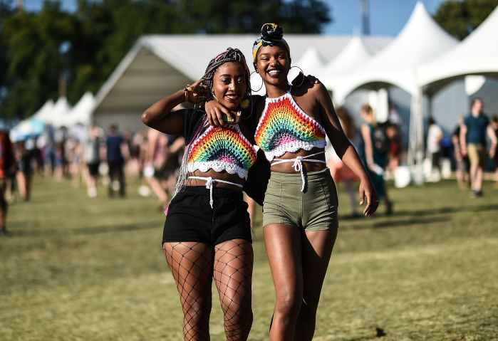 Street Style At 2017 Panorama Music Festival