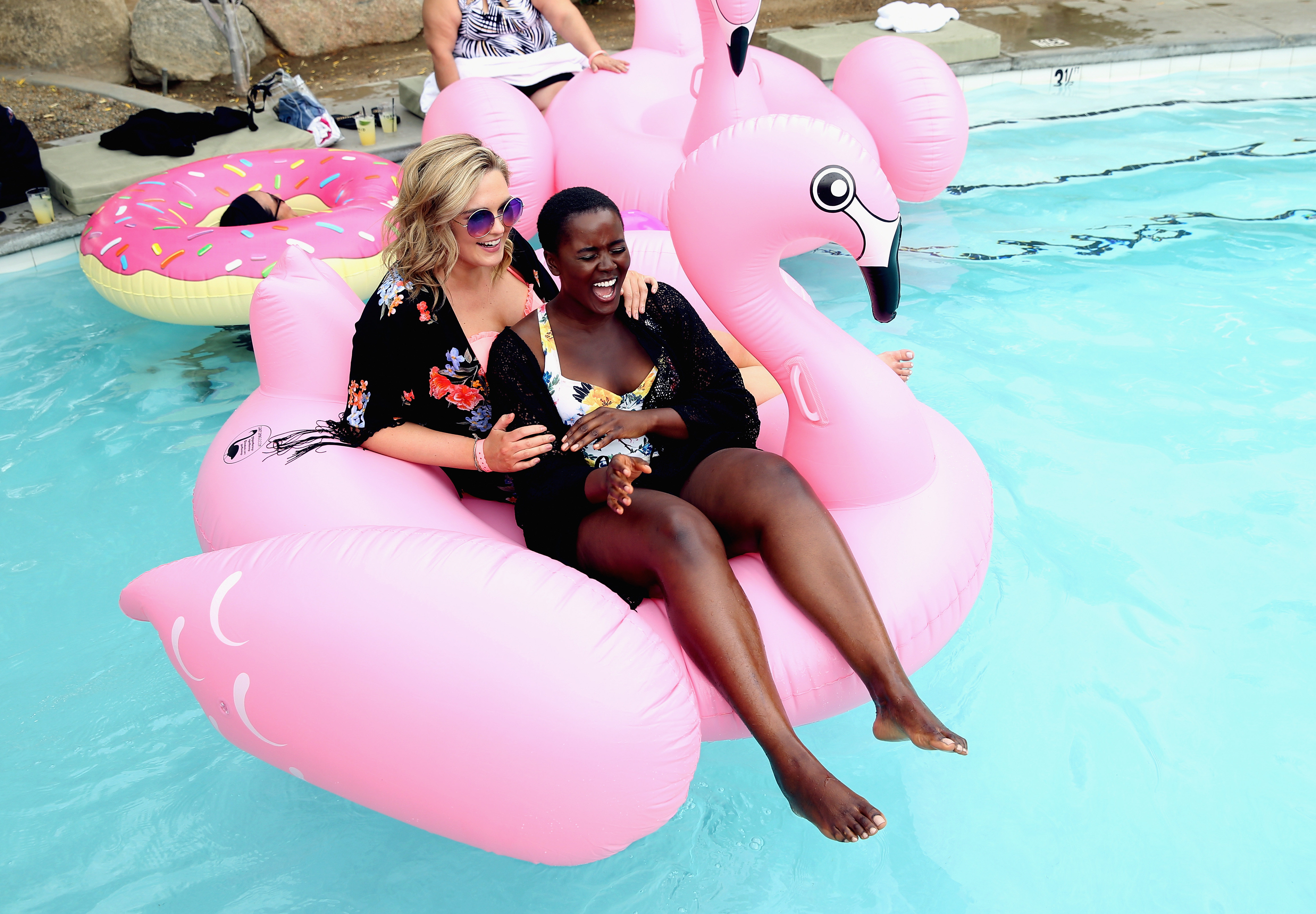 TORRID #OwnIt Pool Party At The Commune Ace Hotel Palm Springs