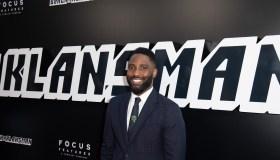 Premiere Of Focus Features' 'BlacKkKlansman' - Arrivals