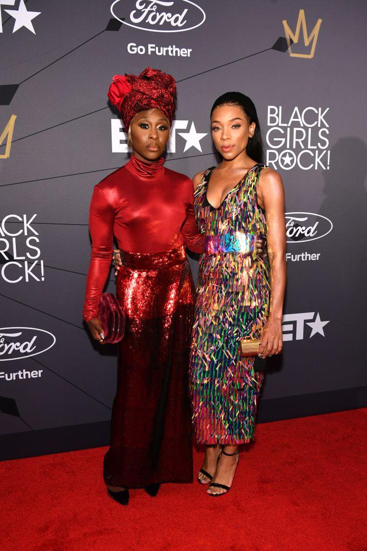 Black Girls Rock! 2018 – Red Carpet
