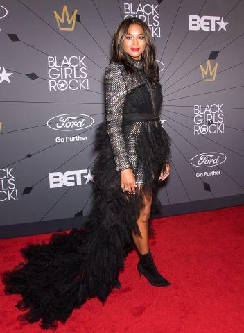 2018 Black Girls Rock! - Arrivals