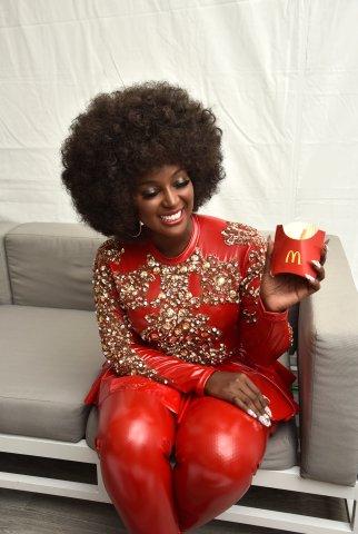 VIP McDonalds Booth