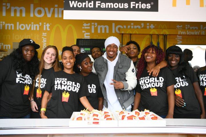 McDonald's VIP Booth