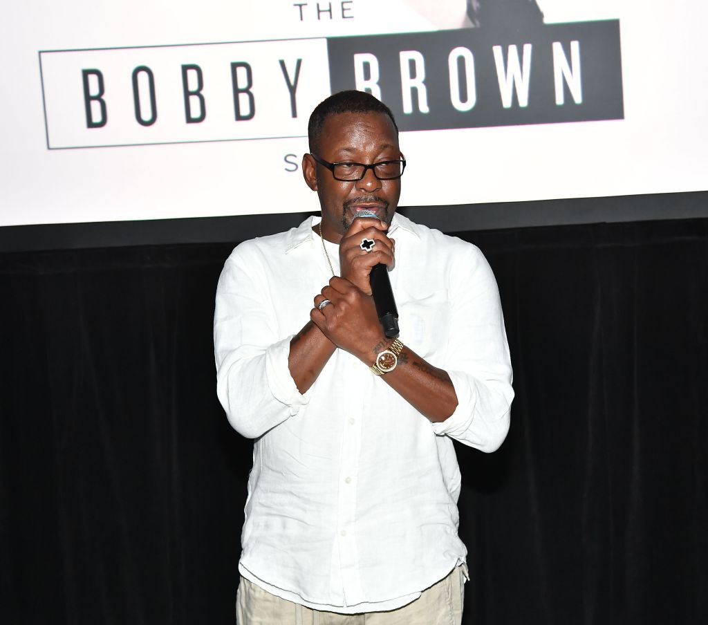 BET Presents The 'Bobby-Q' Atlanta Premiere Of 'The Bobby Brown Story'