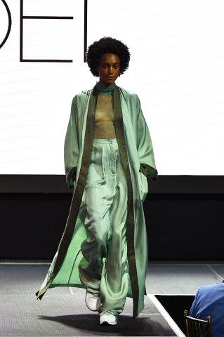 Harlem's Fashion Row - Runway - September 2018 - New York Fashion Week