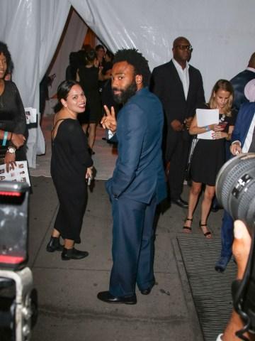 Celebrity Sightings In New York - September 13, 2018