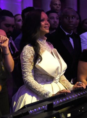Rihanna's 4th Annual Diamond Ball Benefitting The Clara Lionel Foundation - Inside
