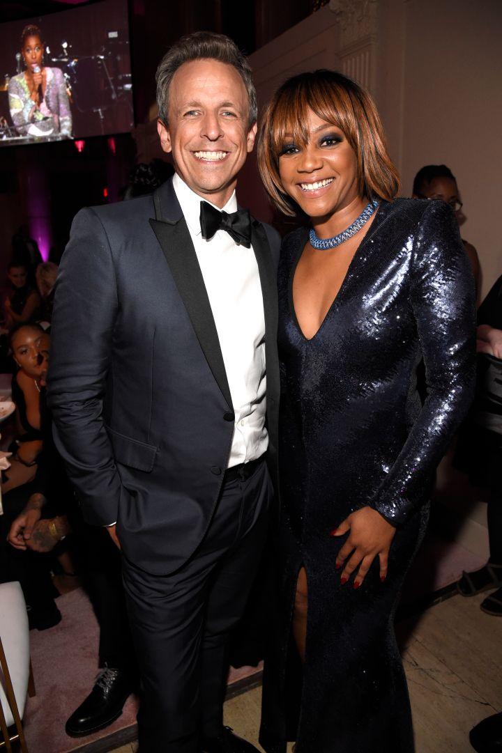 Rihanna's 4th Annual Diamond Ball Benefitting The Clara Lionel Foundation – Inside