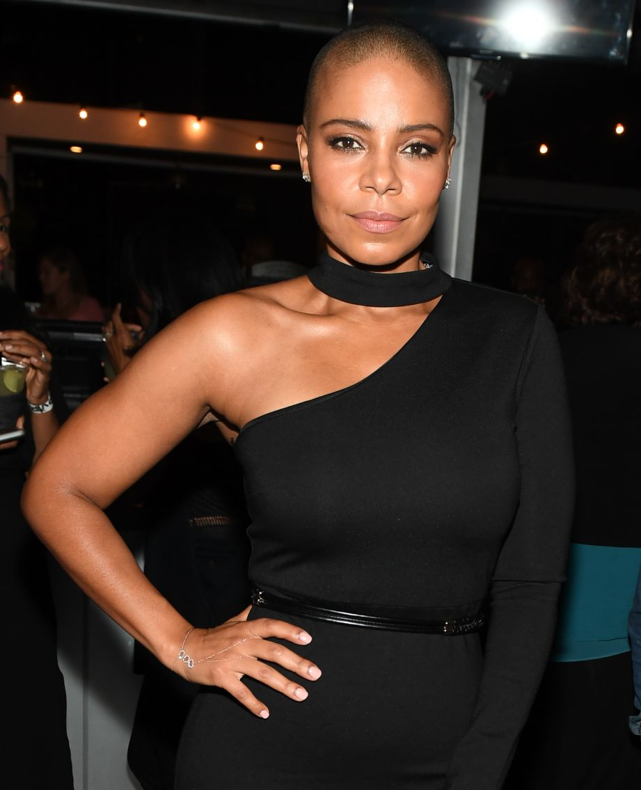 'Nappily Ever After' Wrap Party