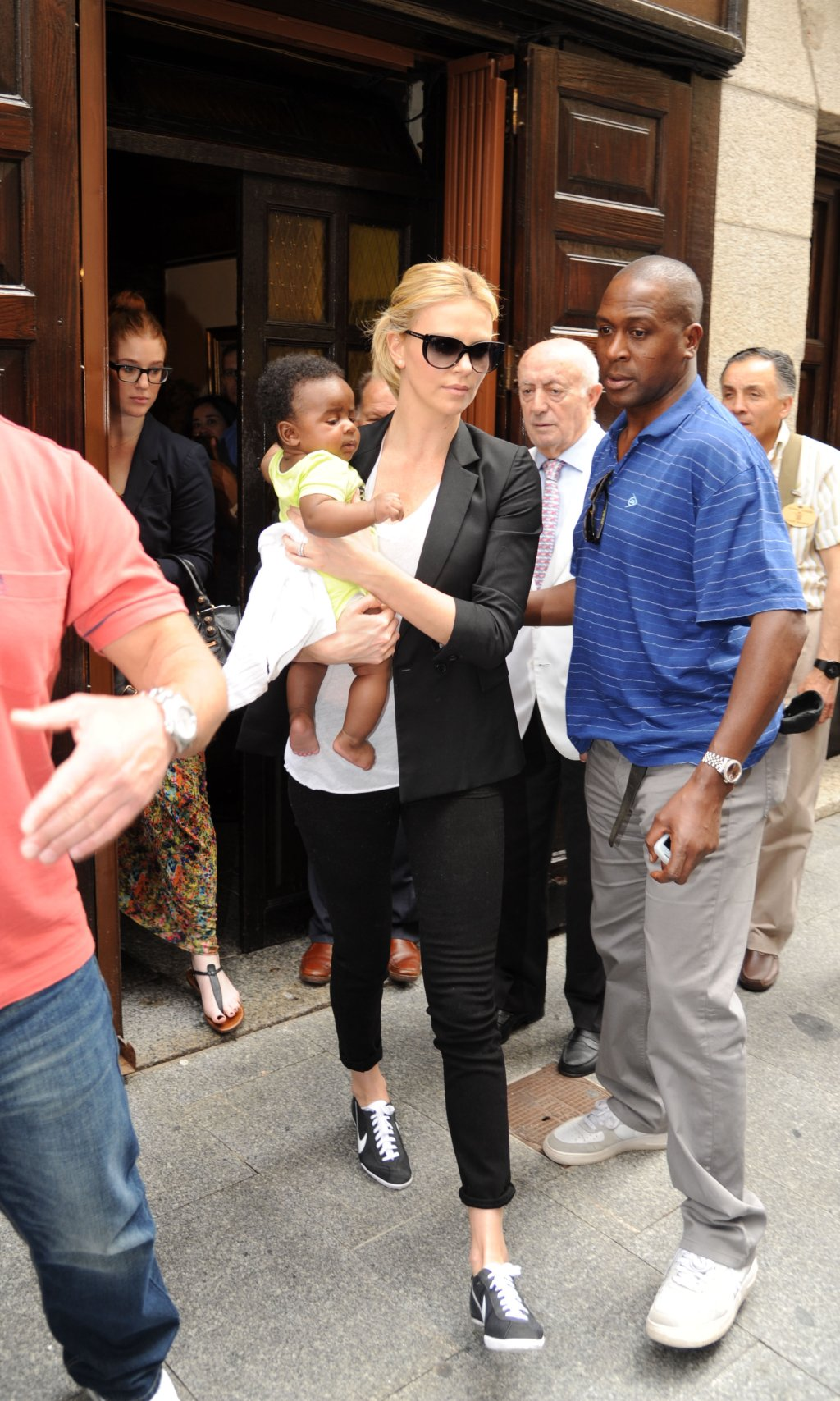 White Celebrities Adopt Black Babies Because No One Else Will?