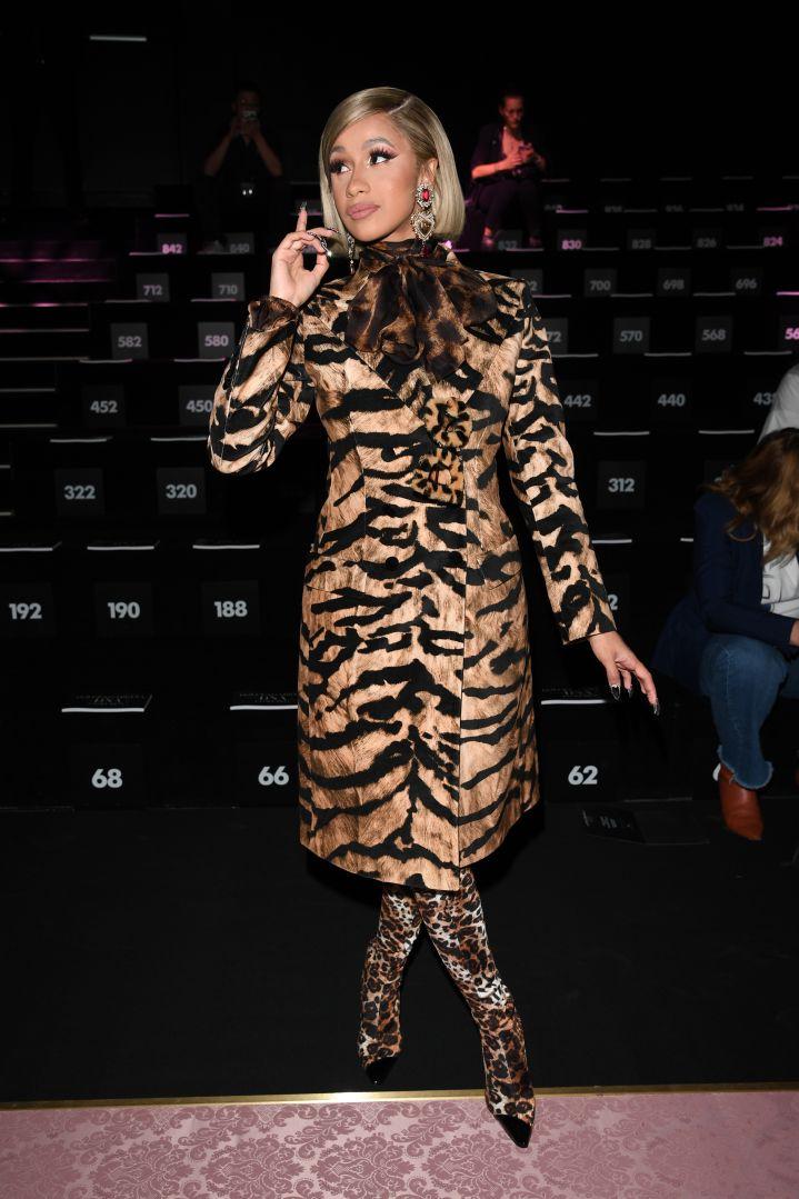 Dolce & Gabbana – Front Row – Milan Fashion Week Spring/Summer 2019