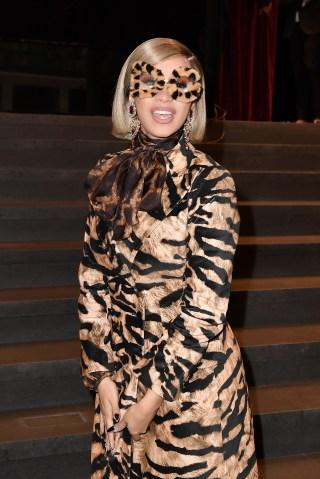 Dolce & Gabbana - Front Row - Milan Fashion Week Spring/Summer 2019