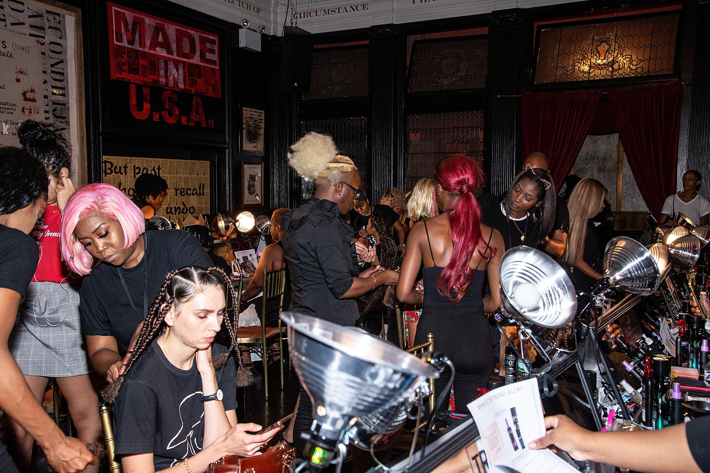 Harlem's Fashion Row - Front Row & Backstage - September 2018 - New York Fashion Week
