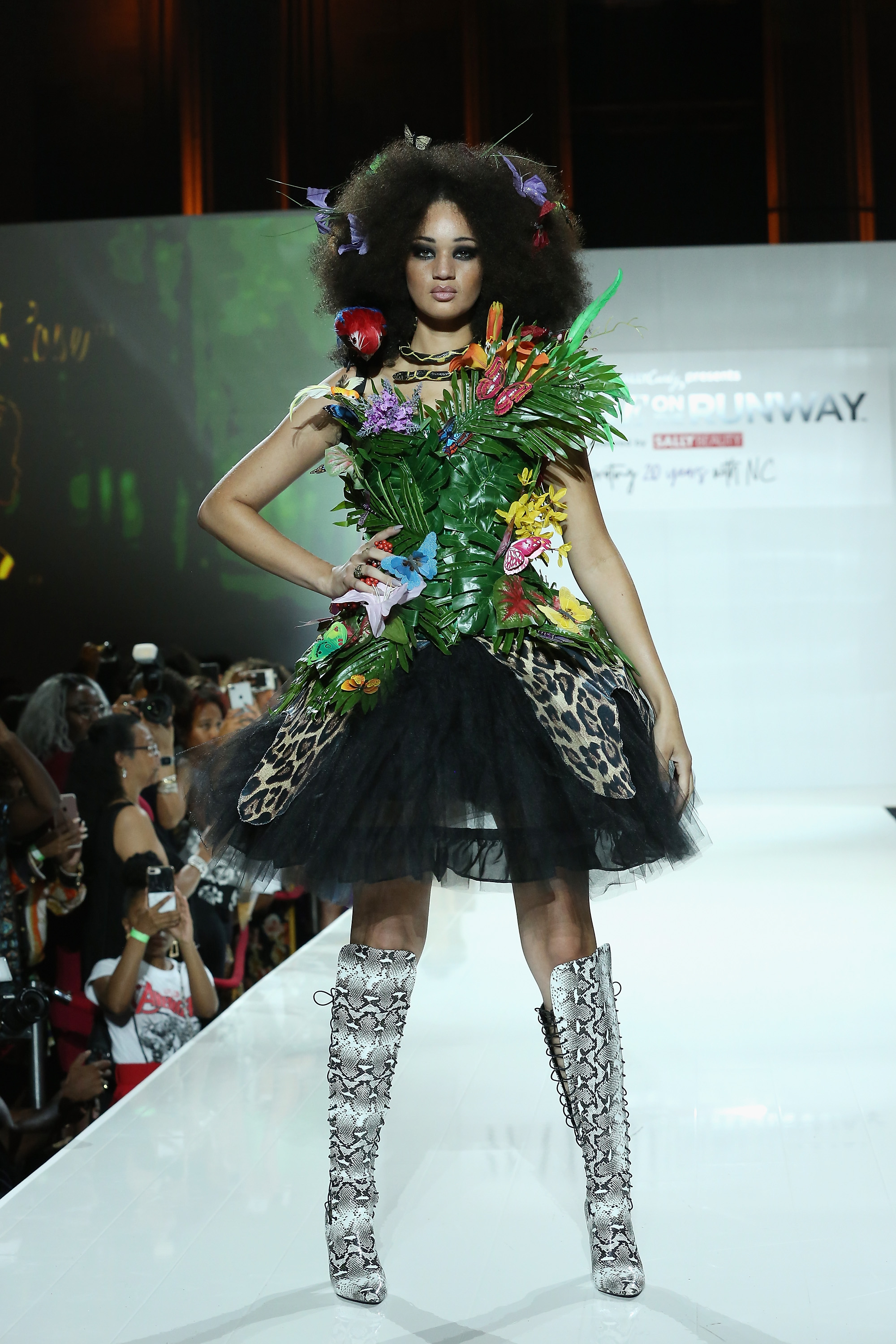 NaturallyCurly Presents Texture On The Runway Powered By Sally Beauty