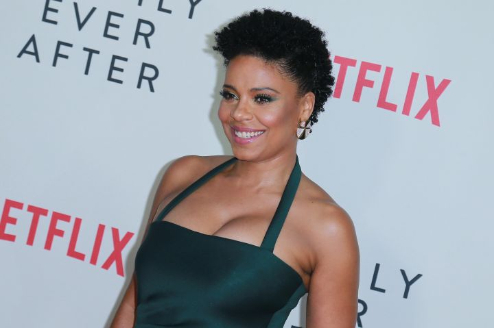 Special Screening Of Netflix's 'Nappily Ever After' - Arrivals