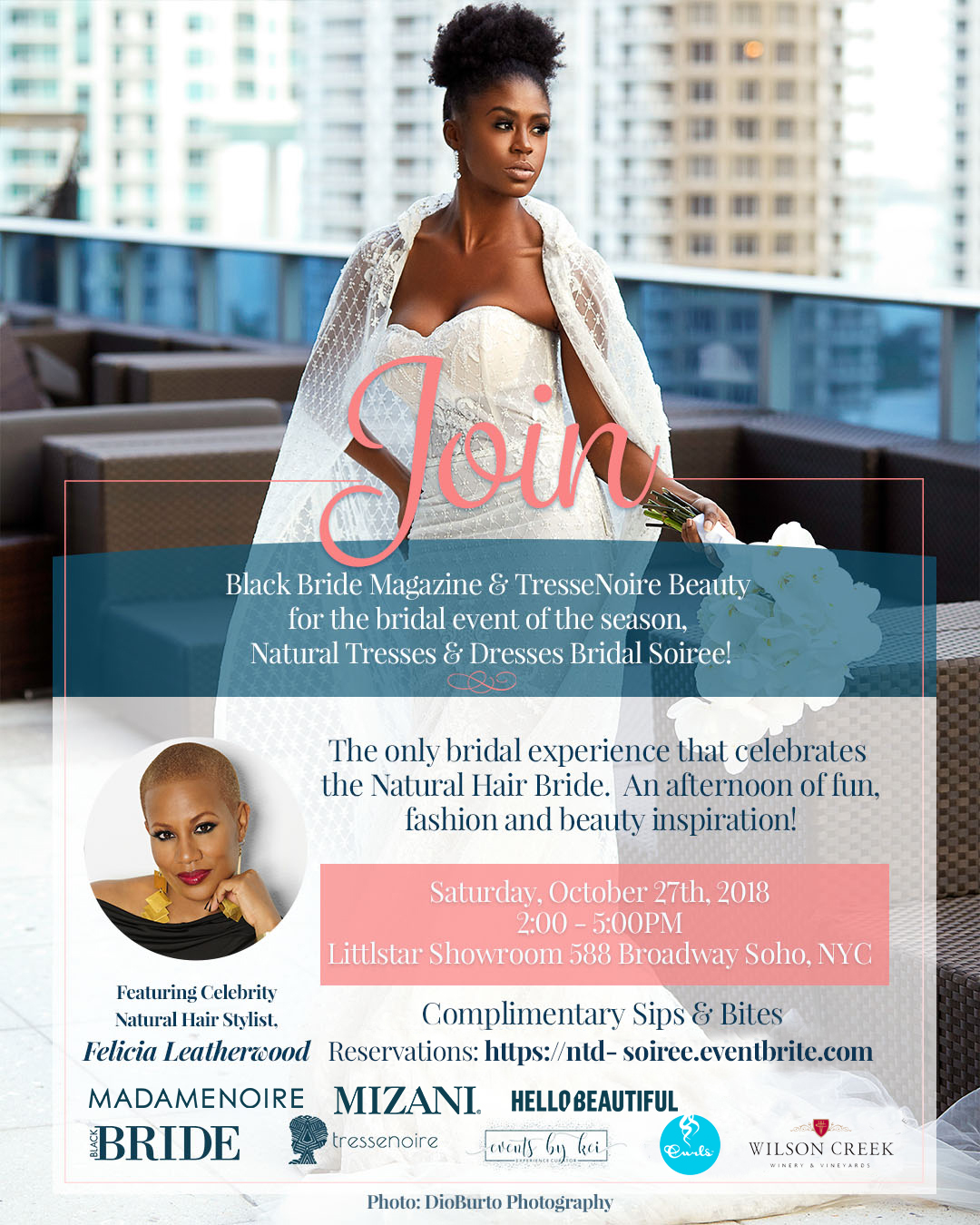 Tresses And Dresses Event
