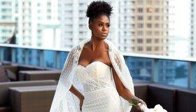 Tresses And Dresses Event - Bridal Photos